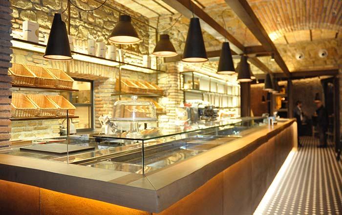 Bar Caffetteria Illy zona ostiense