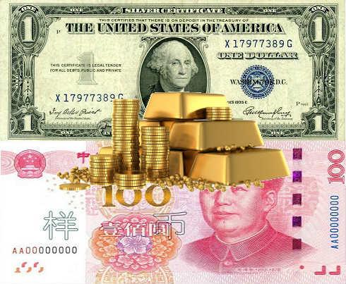 guerra dazi e valute prezzo oro