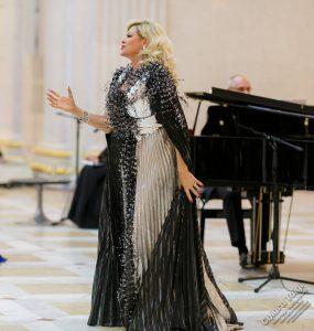 CHIARA TAIGI - Standing Ovations - Concerto Omaggio a Renata Tebaldi - San Pietroburgo - Russia - 02 Novembre 2019