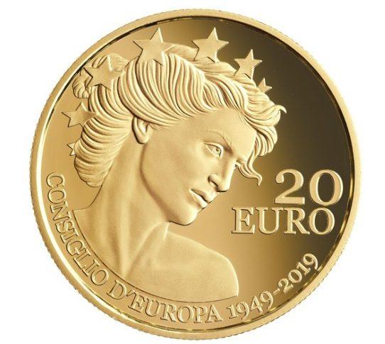 moneta oro san marino