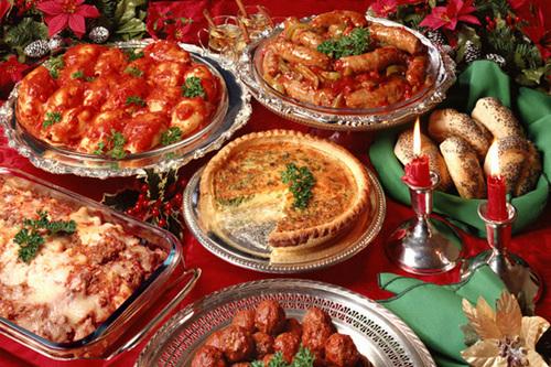 pranzo di natale catering