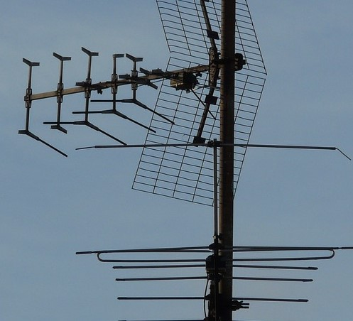 come orientare antenna tv