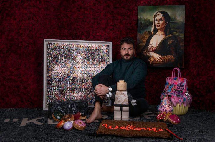 L'arte durante COVID-19 non è morta la storia di Daniele Comelli Art manager