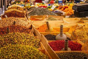 le spezie, importante elemento della salute