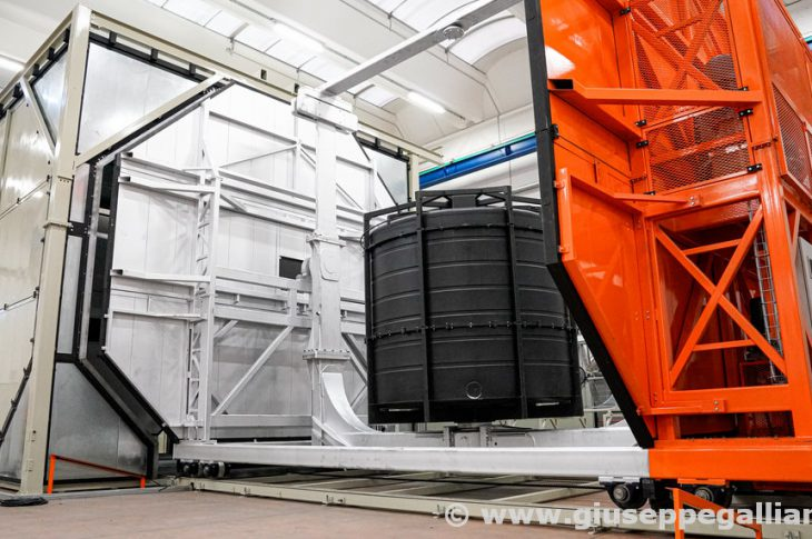 video industriali stampaggio rotazionale