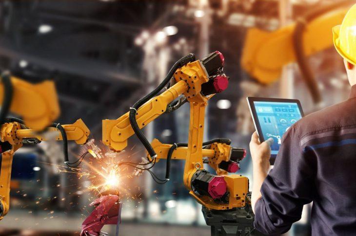 Il braccio robotico industriale: una meraviglia dell'ingegneria