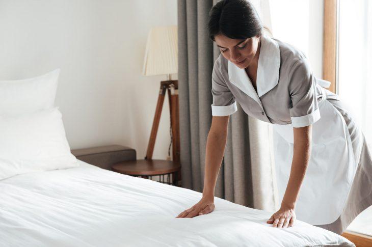 prodotti igienizzanti per hotel