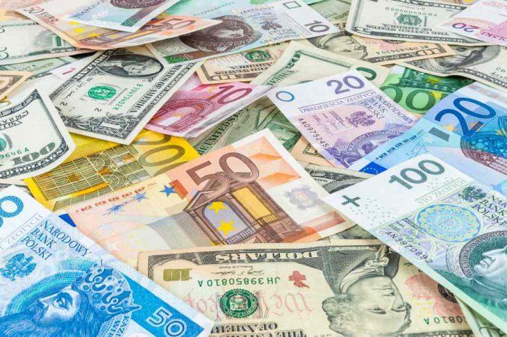 euro denaro debiti