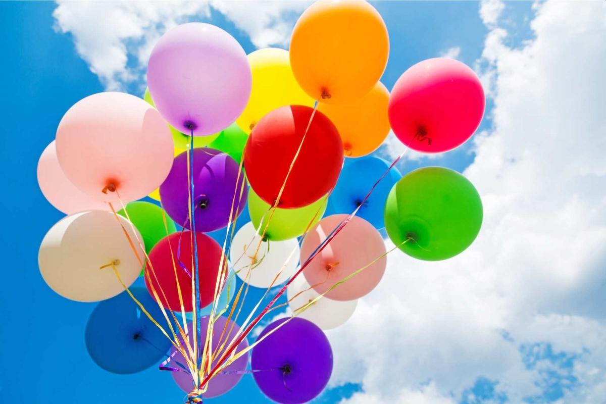 vendita palloncini roma